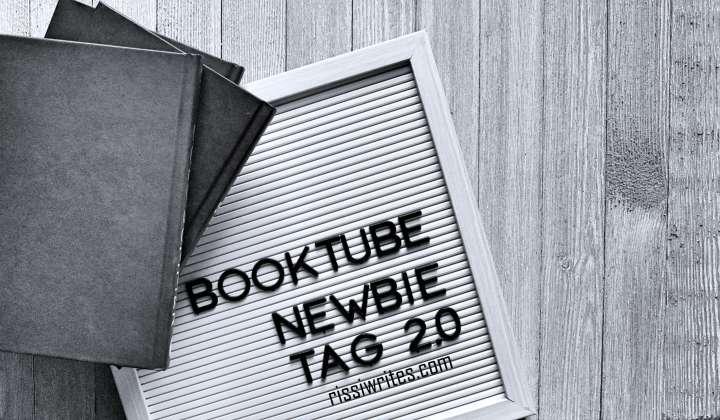 Booktube Newbie Tag